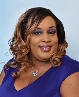 Angelique Arthur – Science, Life Skills support staff