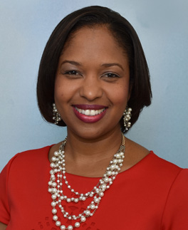 Tamika Cartwright – Director of Development & Public Relations